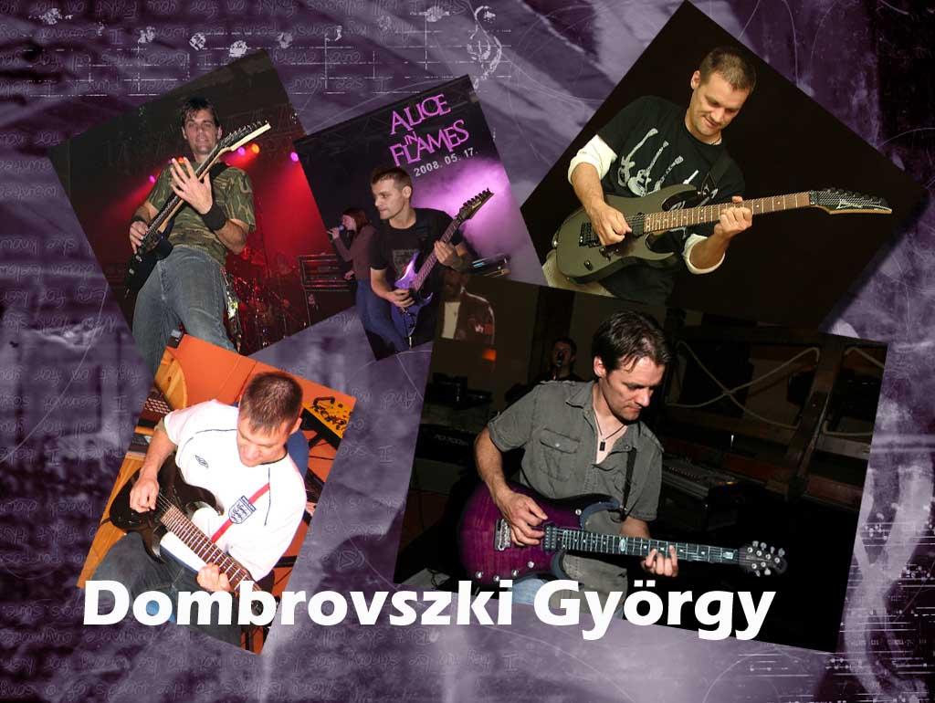 Dombrovszki György